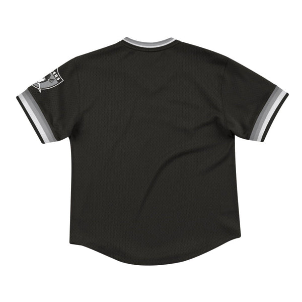 Mitchell & Ness Men's Special Script Mesh V-Neck Oakland Raiders Sportstar Pro Newcastle, 2300 NSW. Australia. 2