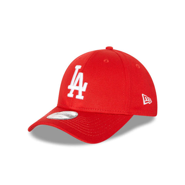 New Era Los Angeles Dodgers Red 9FORTY Strapback Cap 11784650 Sportstar Pro Newcastle, 2300 NSW. Australia. 1