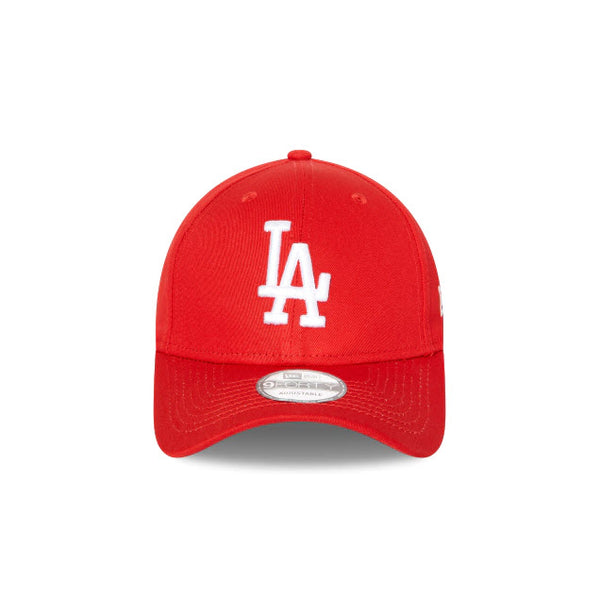 New Era Los Angeles Dodgers Red 9FORTY Strapback Cap 11784650 Sportstar Pro Newcastle, 2300 NSW. Australia. 2