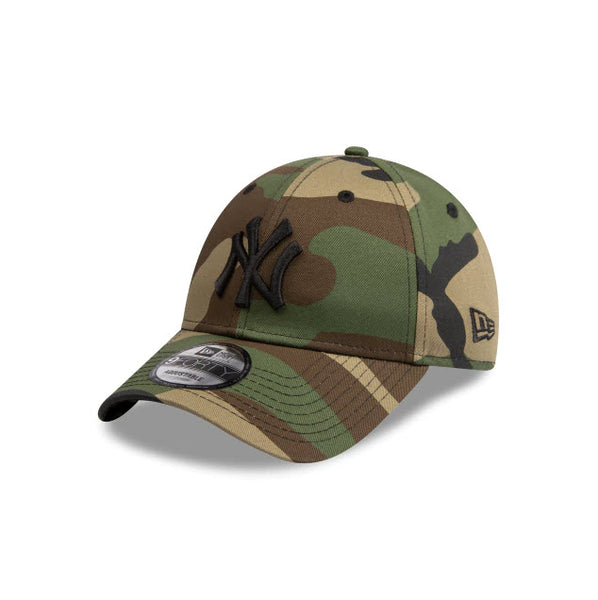 New Era New York Yankees Camo 9FORTY Strapback Cap 12293234 Sportstar Pro Newcastle, 2300 NSW. Australia. 1