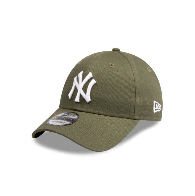 New Era New York Yankees Olive 9FORTY Strapback Cap