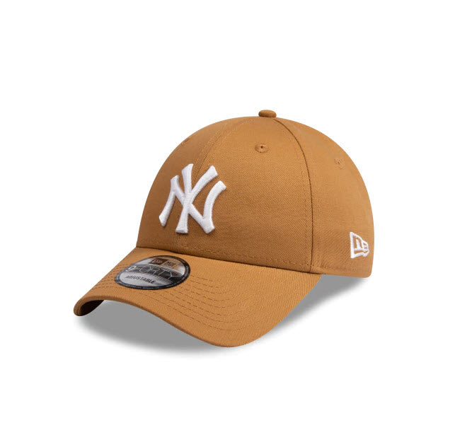 New Era New York Yankees Wheat 9FORTY Strapback Cap