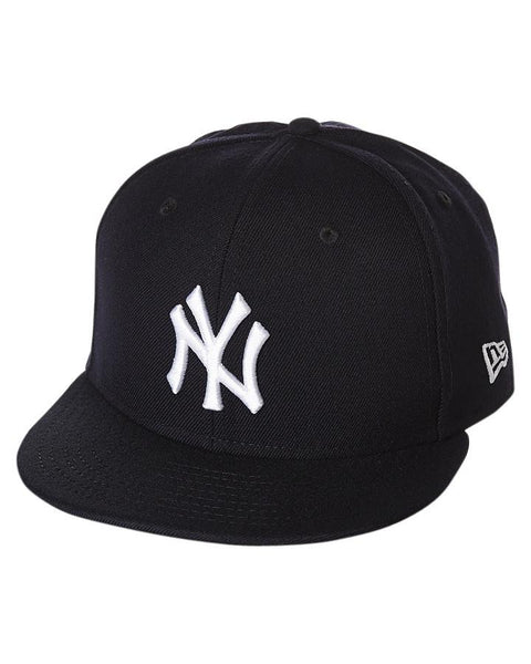 New Era New York Yankees Snapback - Black