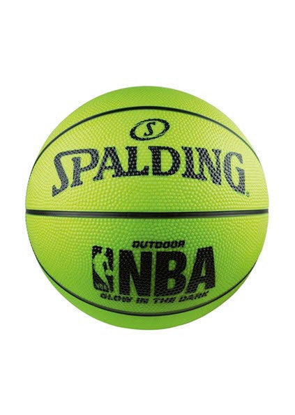 Spalding NBA Outdoor Glow In The Dark Basketball