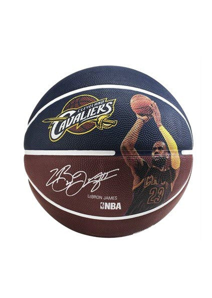 Spalding NBA Lebron James Player Signature Basketball