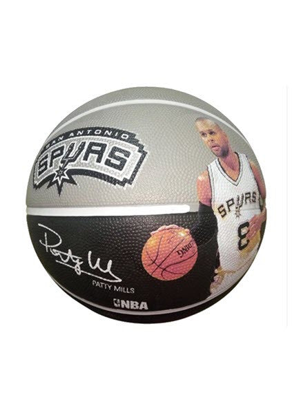 Spalding NBA Patty Mills Player Signature Basketball 1