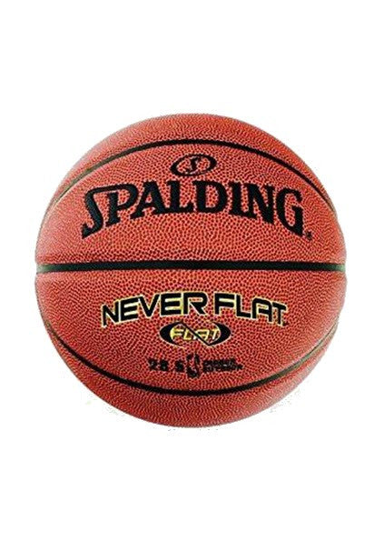 Spalding Never Flat Indoor/Outdoor Basketball