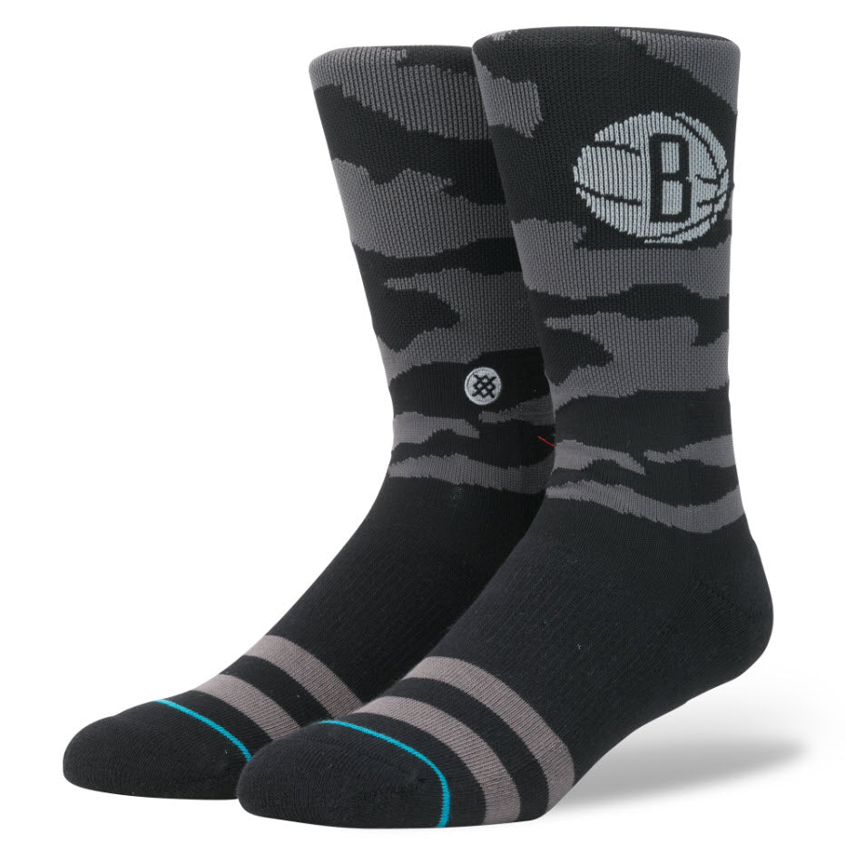 Stance Nightfall NBA Brooklyn Nets Socks M558A17NNE Sportstar Pro Newcastle, 2300 NSW. Australia. 1