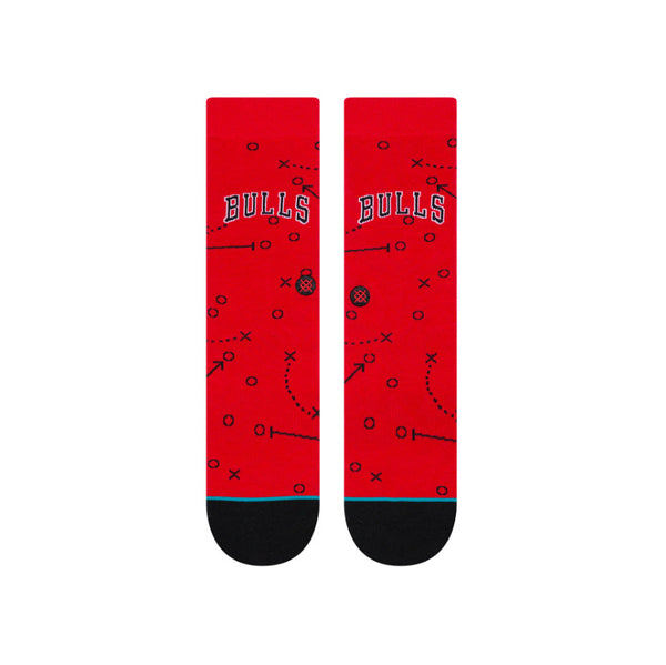 Stance Socks NBA Bulls Playbook Socks M545A19BUL  Sportstar Pro Newcastle, 2300 NSW. Australia. 2