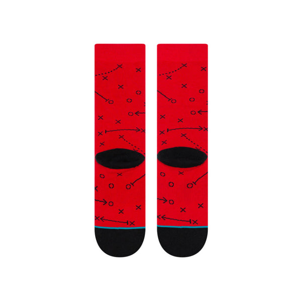 Stance Socks NBA Bulls Playbook Socks M545A19BUL  Sportstar Pro Newcastle, 2300 NSW. Australia. 3