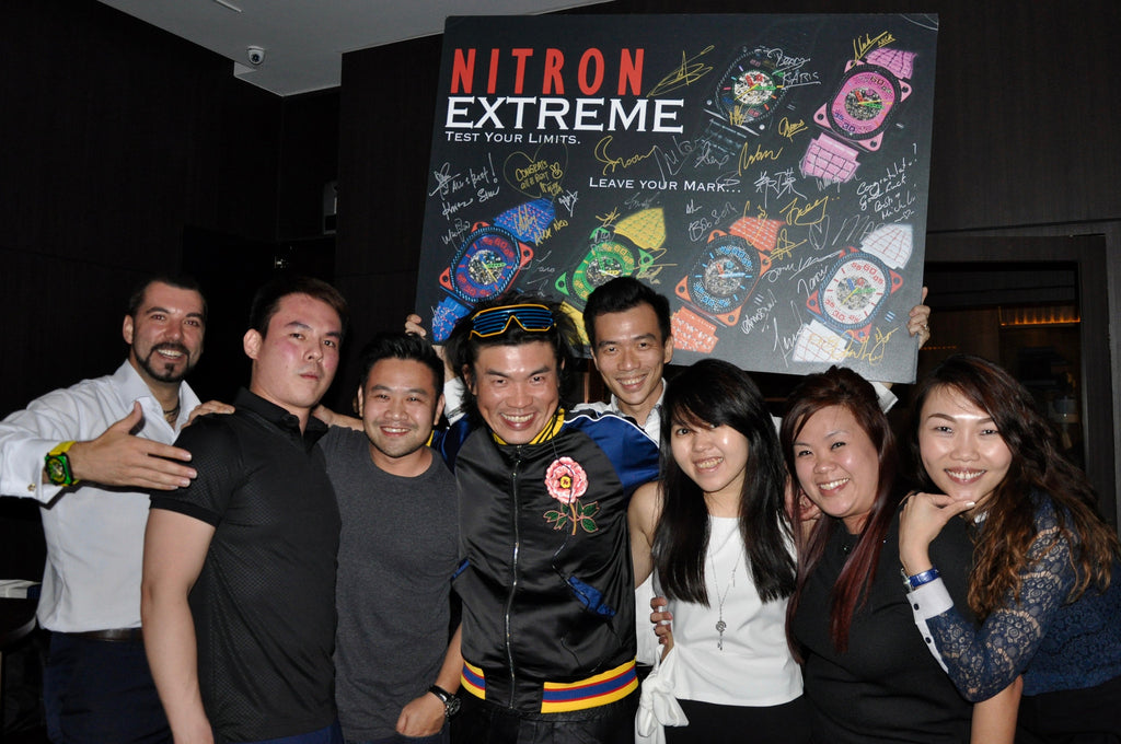 Nitron Extreme Private Party