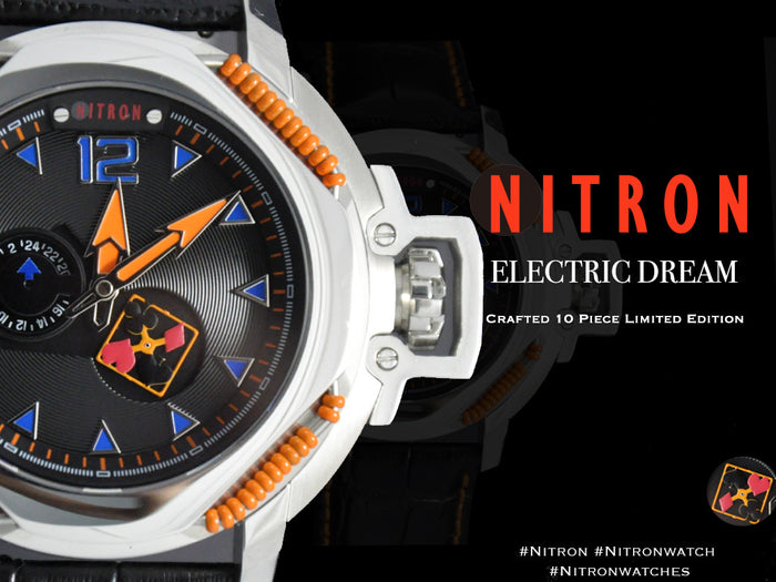 Nitron Electric Dream/ Steel