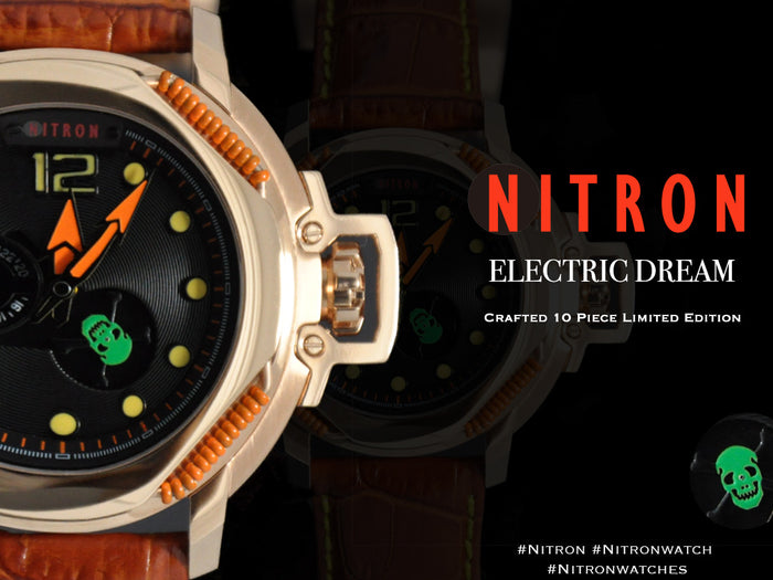 Nitron Electric Dream/ Brown