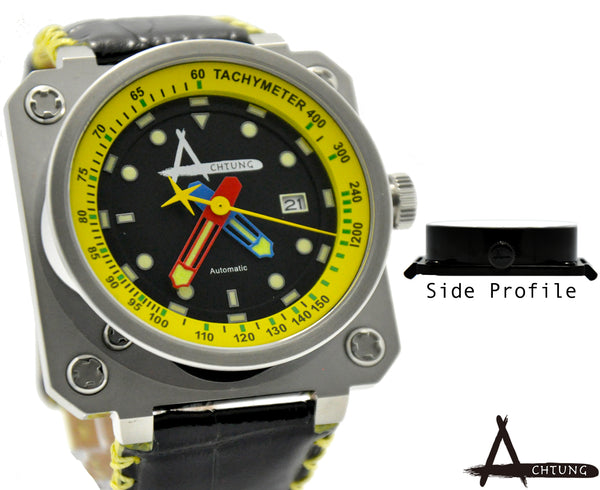 Achtung Classic series/ Yellow