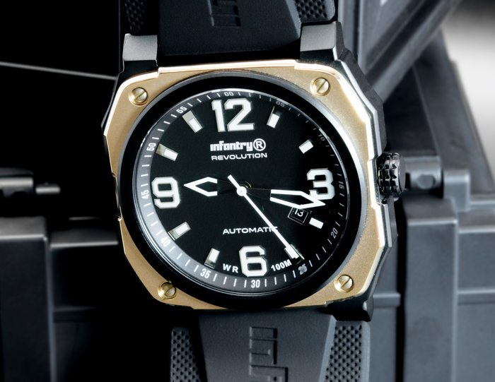Infantry Revolution Auto-Pilot Series / Rose Gold