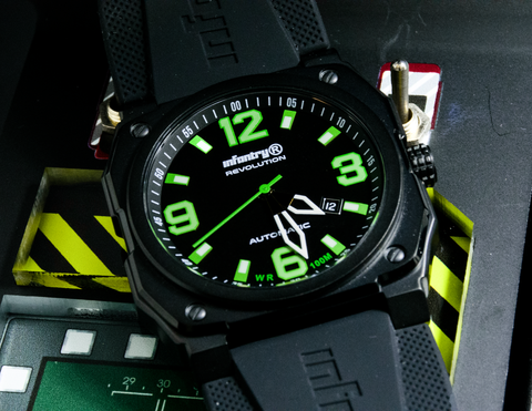 Infantry Revolution Auto-Pilot Series / Lambo Green