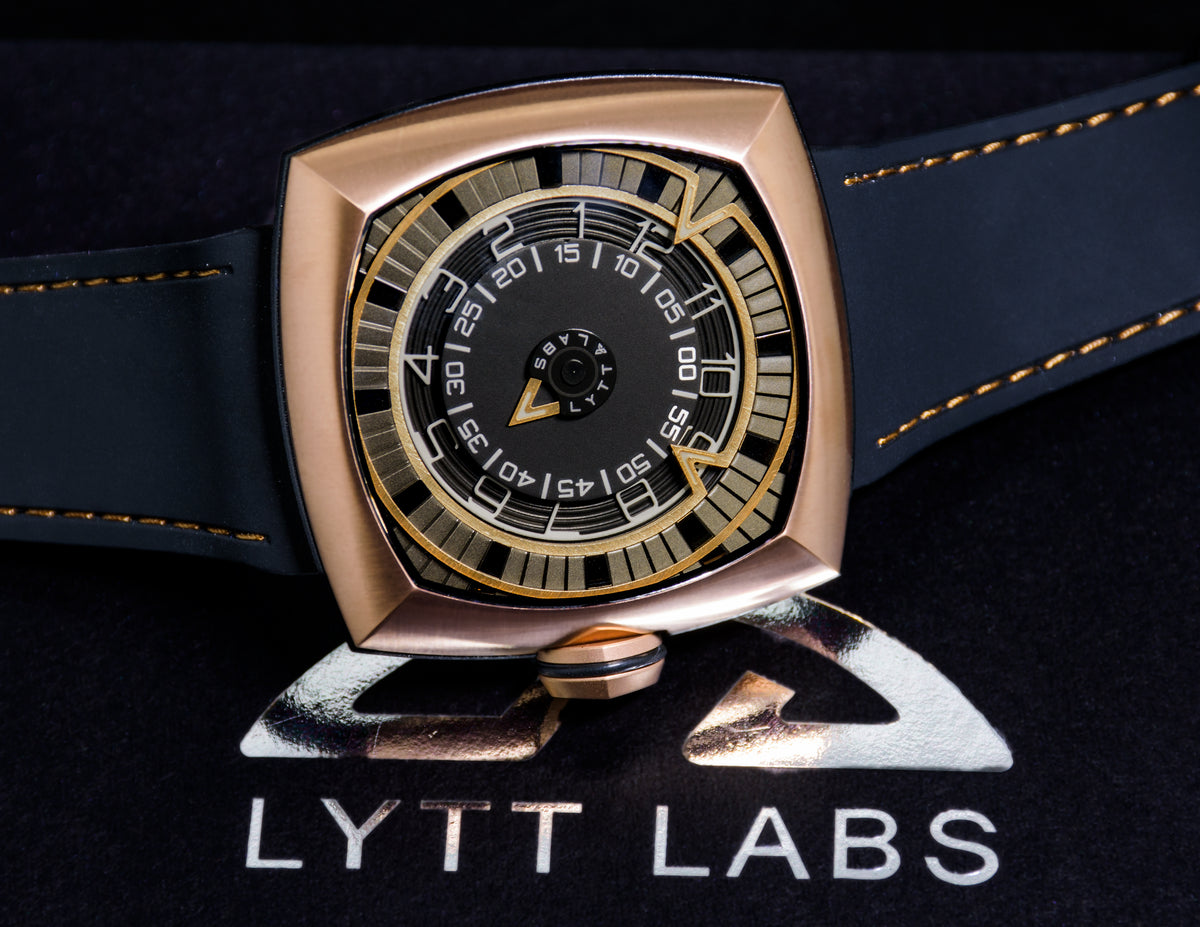 LYTT LABS / INCEPTION V1.1 / ROSE GOLD