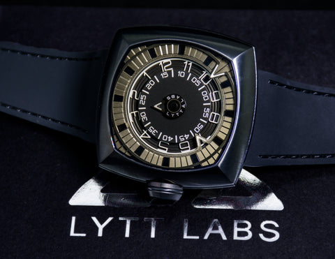 LYTT LABS / INCEPTION V1.1 / GUN METAL