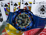 NSQUARE CASINO ROYALE / Blue