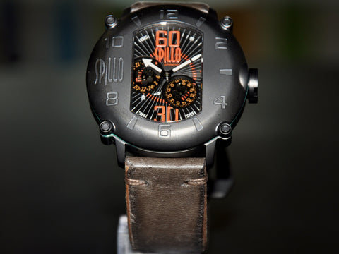 Spillo Speed Demon/ Black and Orange