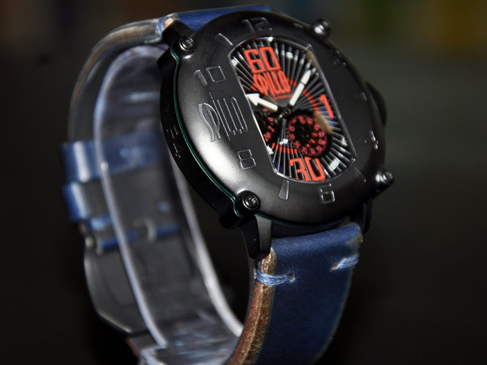 Spillo Speed Demon/ Black and Red