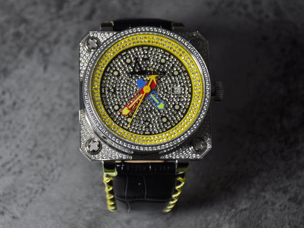 Achtung Classic Pave series/ Yellow