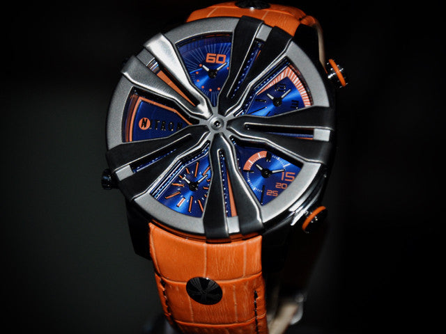 Nitron Planet Edition/ Orange
