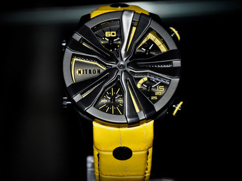 Nitron Planet Edition/ Yellow