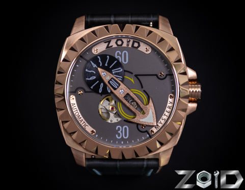 Zoid Mystery / Rose Gold