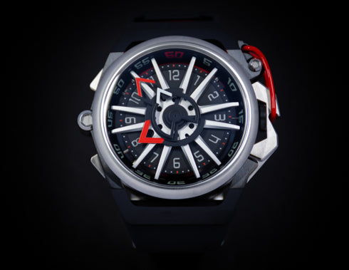 MAZZUCATO RIM / BLACK AND RED