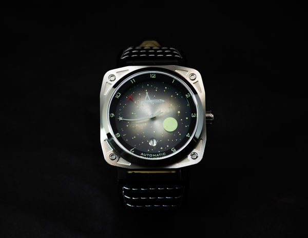 Achtung Galaxy / Stainless Steel