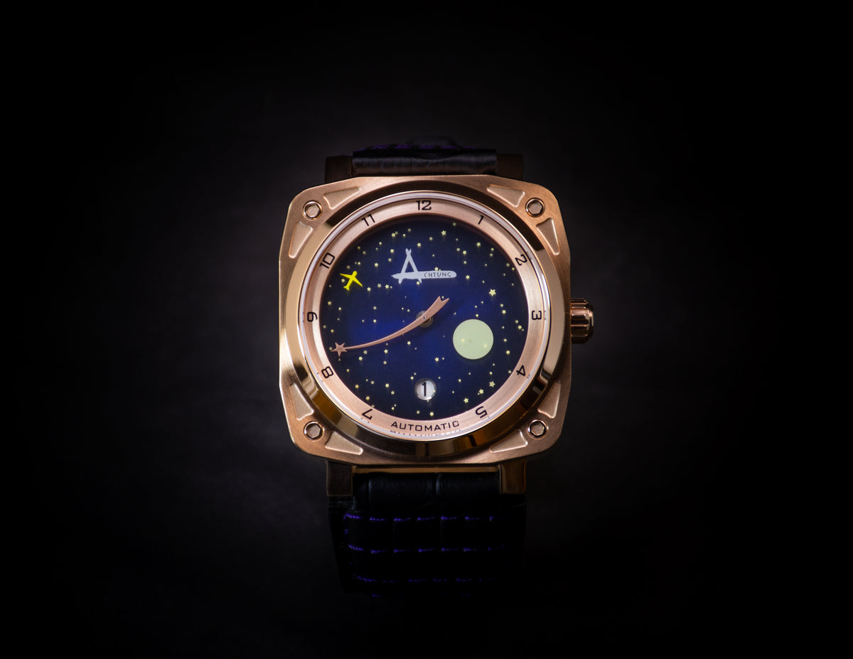 Achtung Galaxy / Rose Gold