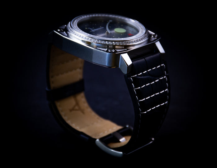 Achtung Galaxy / Crystal Stainless Steel