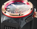 NSQUARE Racermatic Rose Gold/Black