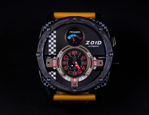 ZOID Power Racing / Black