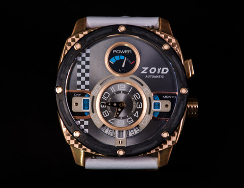 ZOID Power Racing / Gold