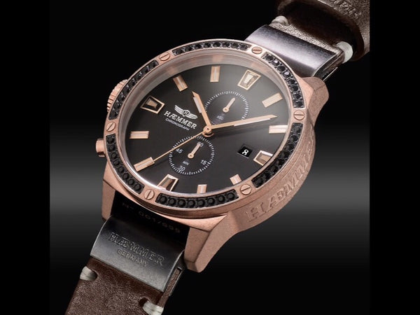 Haemmer Rebellica Donato/ Rose Gold