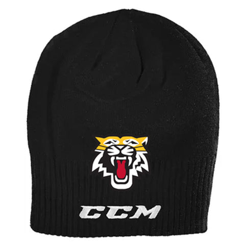 CCM Team Knit Beanie - Aurora Tigers