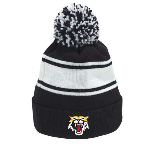 CCM Team Fleece Pom Knit - Aurora Tigers