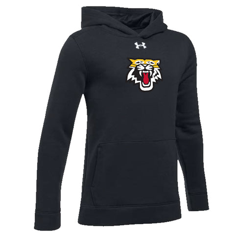 Under Armour Pullover Fleece Hoody - Aurora Tigers ADULT