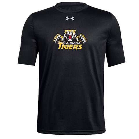 Under Armour Short Sleeve T - Aurora Tigers ADULT