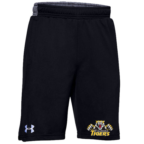 Under Armour Training Shorts With Pockets - Aurora Tigers ADULT