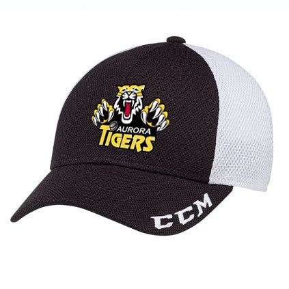 CCM Fitted Cap - Aurora Tigers