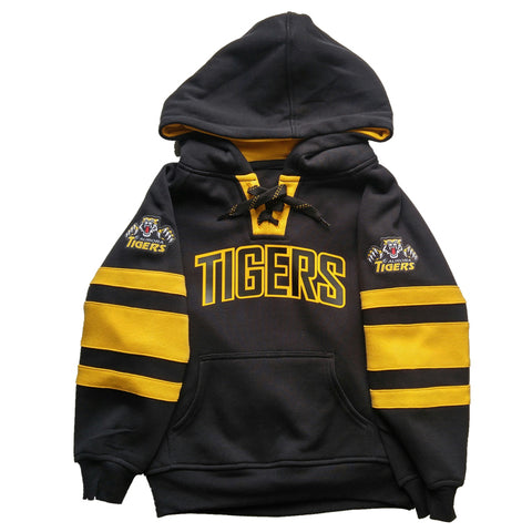 Hockey Lace Hoody - Aurora Tigers YOUTH