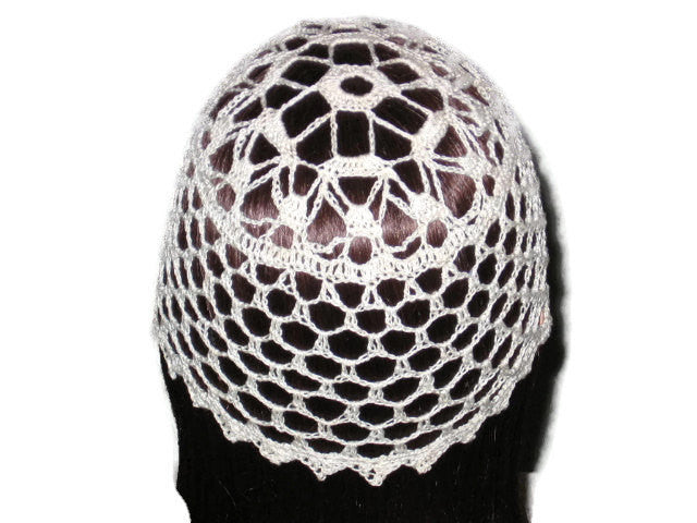 Handmade Picot Edge Lace Cloche, Black - Couture Service  - 3