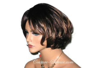 Mannequin Display Wig, Brown - Couture Service  - 2