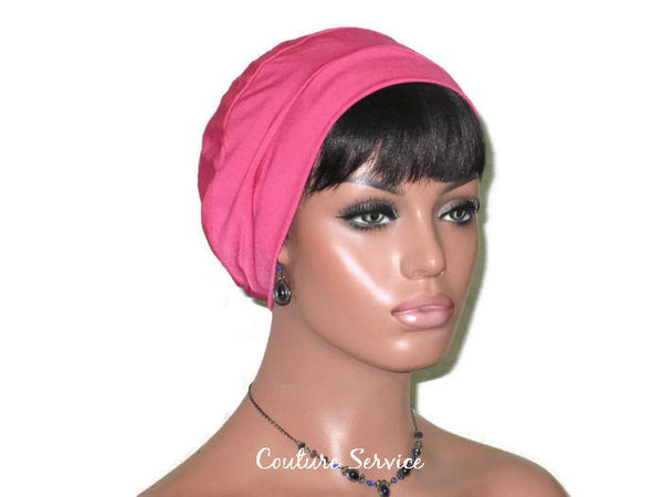 Handmade Pink Cap Turban - Couture Service  - 3