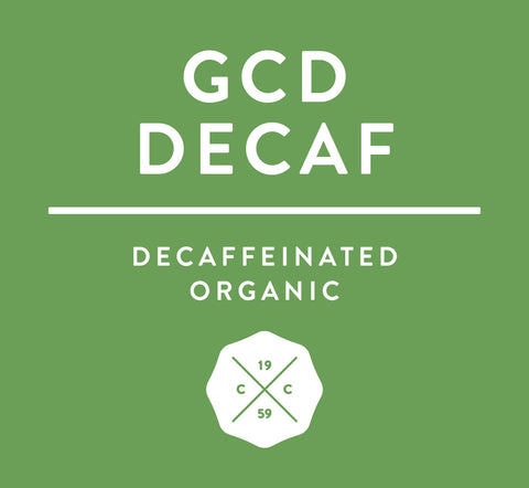 GCD Decaffeinated