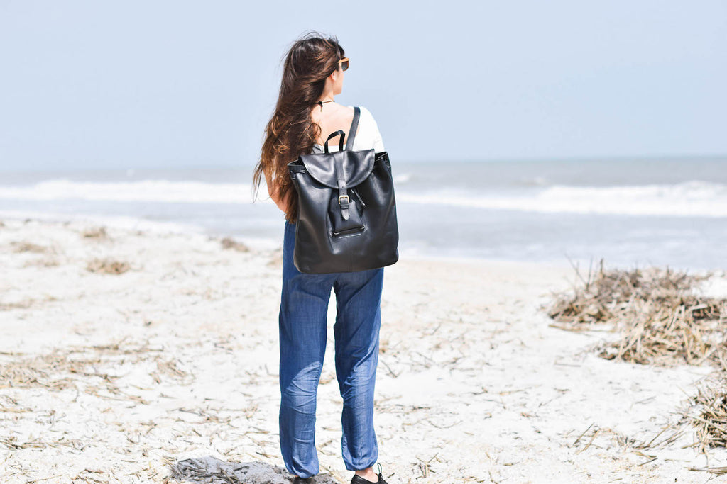 On Sustainably Chic: The ENAT Backpack