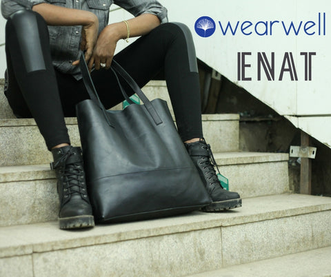 wearwell indiegogo crowdfunding campaign shop ENAT made in ethiopia